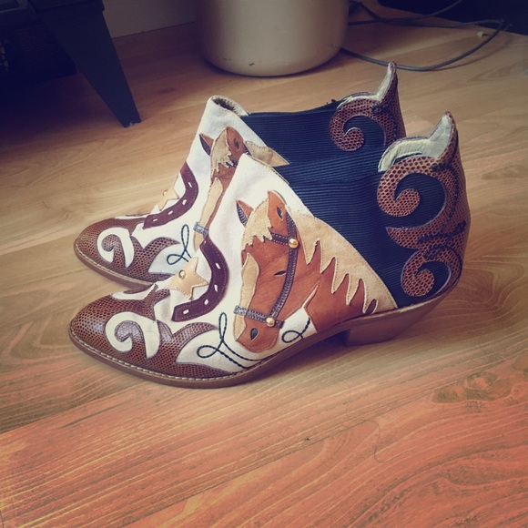 Zalo Shoes - Zalo leather ankle boots